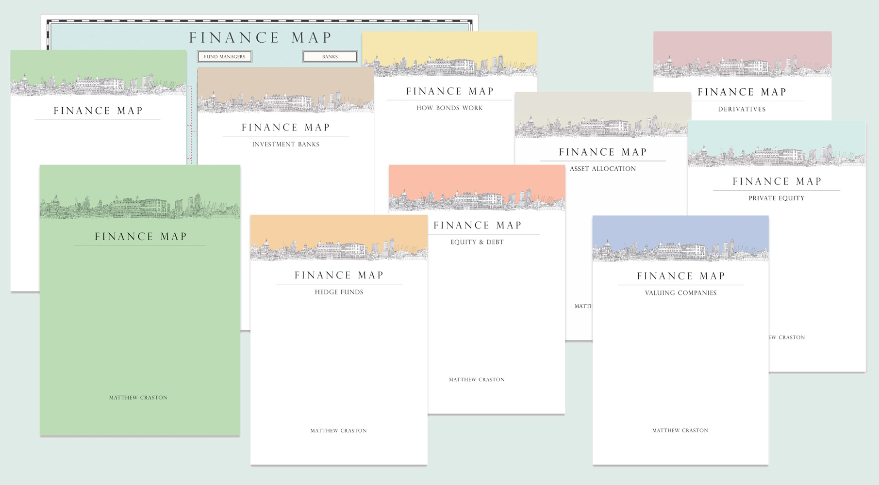 FINANCE MAP FOR COMPANIES