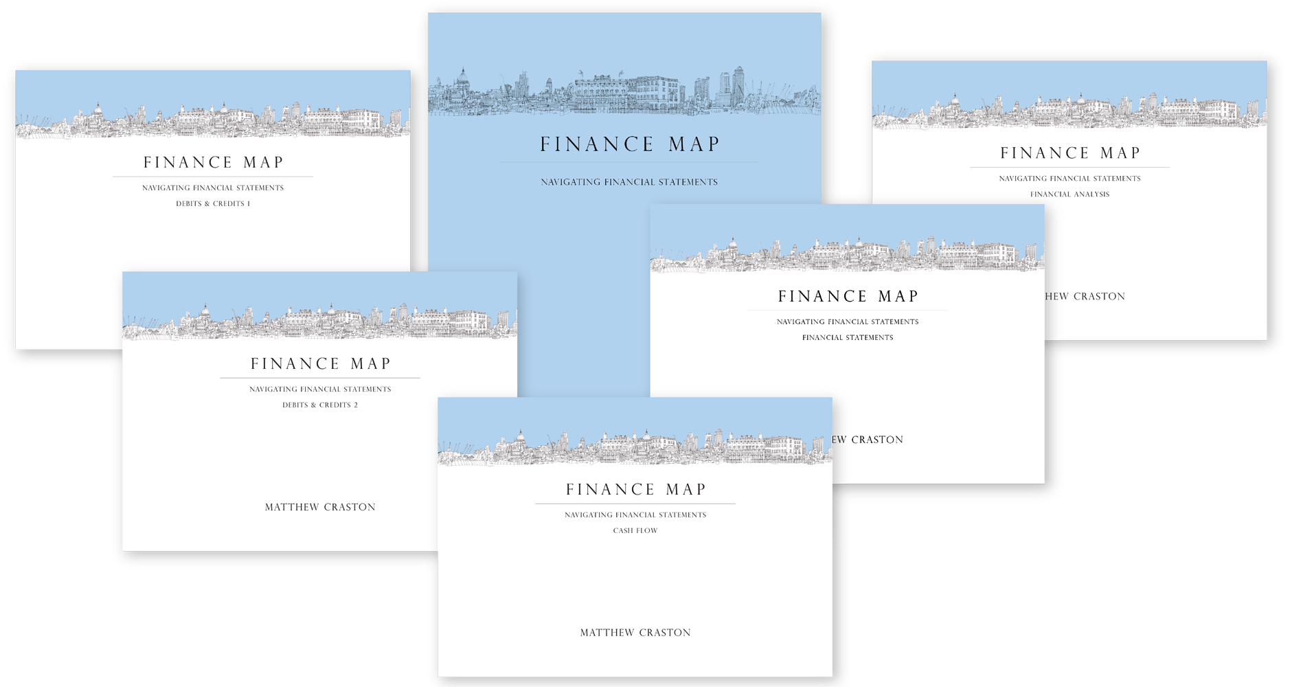 FINANCE MAP NAVIGATING FINANCIAL STATEMENTS